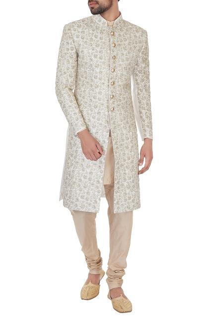 Latest Collection of Sherwanis by Komal Sood - Men