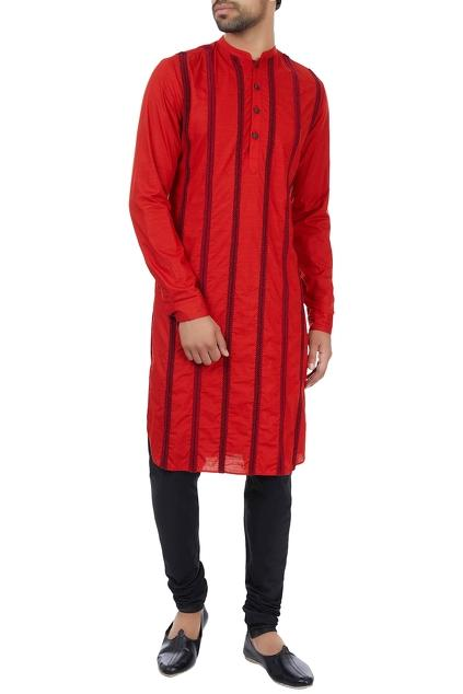 Latest Collection of Kurtas by Kunal Rawal