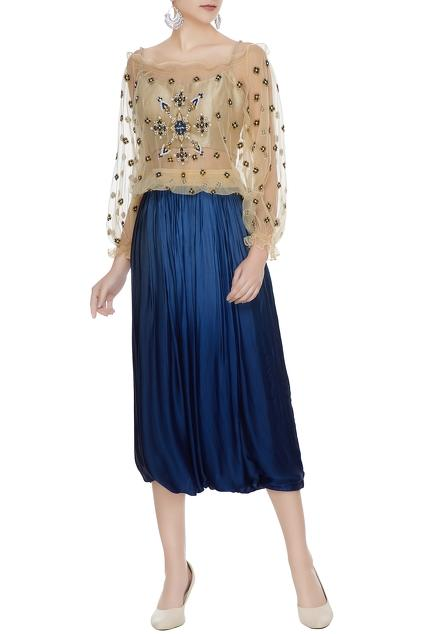Latest Collection of Tops by Bhairavi Jaikishan
