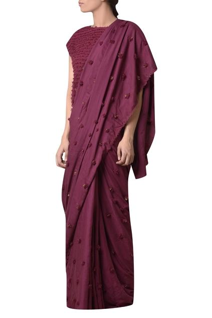 Latest Collection of Saris by Ilk