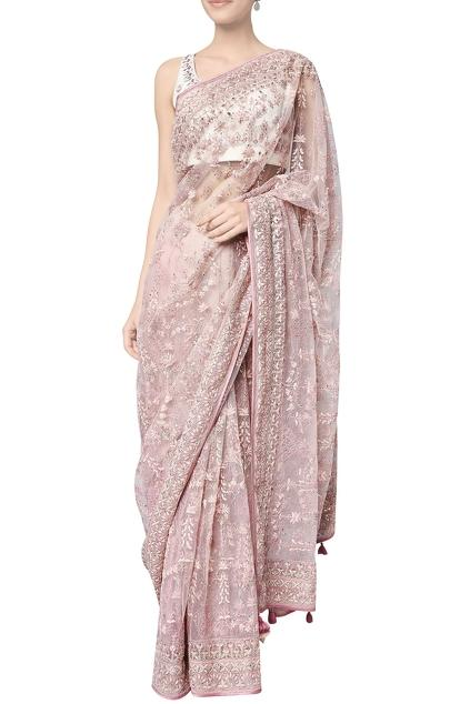 Latest Collection of Saris by Anita Dongre
