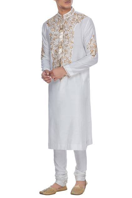 Latest Collection of Kurtas by Manish Malhotra - Men