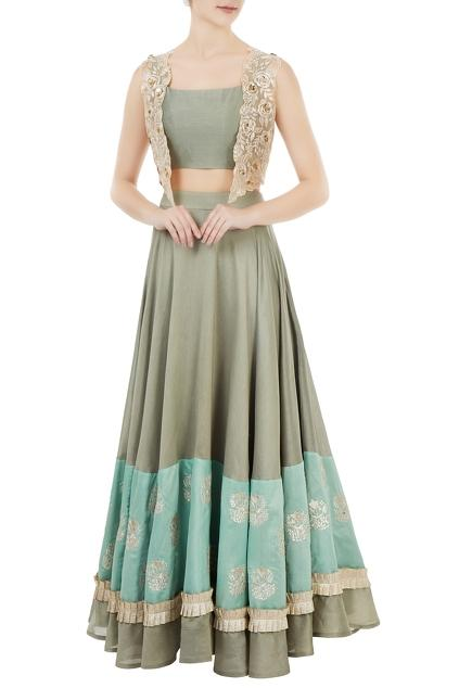 Latest Collection of Lehengas by Shruti Ranka