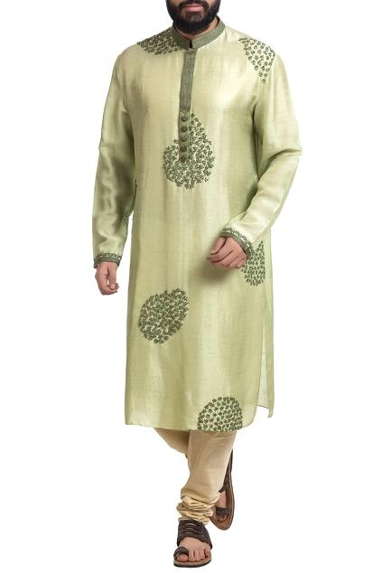 Latest Collection of Kurta Sets by Poonam Kasera