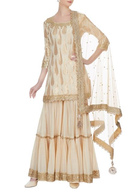 Latest Collection of Kurta Sets by Vikram Phadnis
