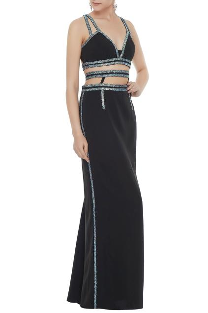 Latest Collection of Skirt Sets by Neeta Lulla