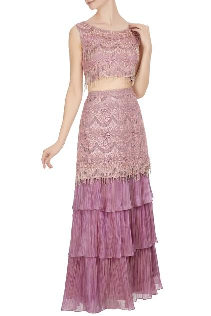 Latest Collection of Lehengas by Poshpride