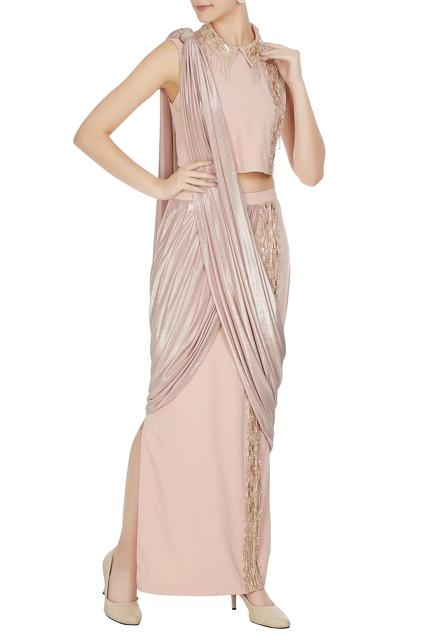 Latest Collection of Saris by Poshpride