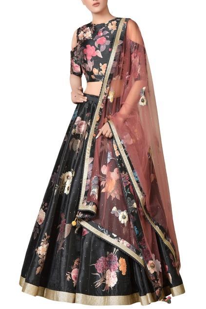 Latest Collection of Lehengas by Ritu Kumar
