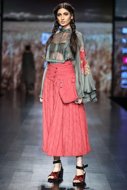 Latest Collection of Skirts by Shruti Sancheti