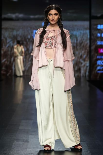 Latest Collection of Pants by Shruti Sancheti