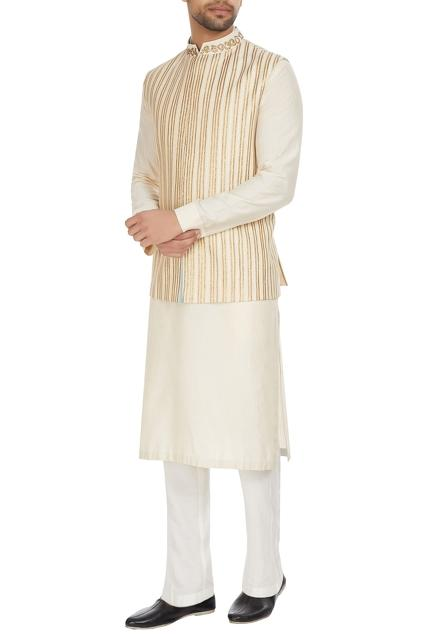 Latest Collection of Bandhgalas by Kunal Anil Tanna - Men