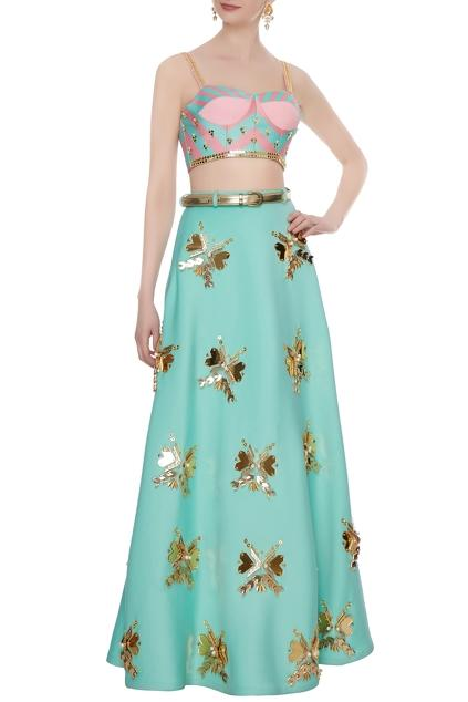 Latest Collection of Lehengas by Papa Don't Preach