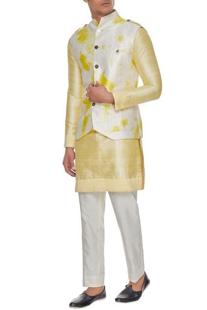 Latest Collection of Nehru Jackets by Akanksha Gajria - Men