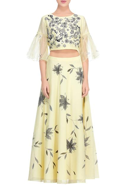 Latest Collection of Lehengas by Devnaagri