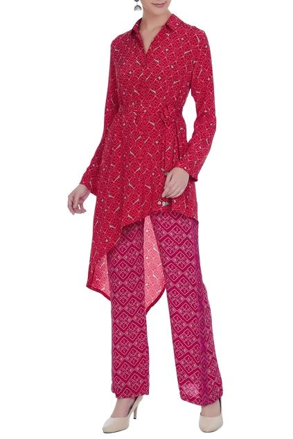 Latest Collection of Pants by Anushka Khanna