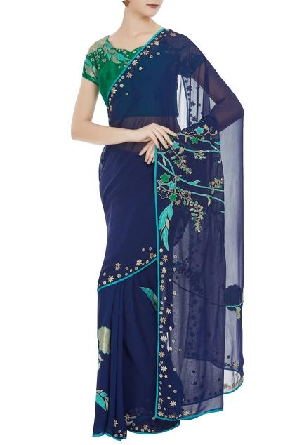 Latest Collection of Saris by OSAA by Adarsh