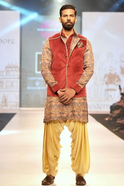 Latest Collection of Nehru Jackets by Rohit Kamra