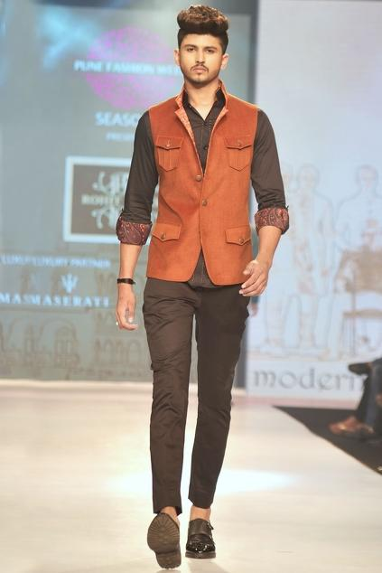 Latest Collection of Jackets by Rohit Kamra