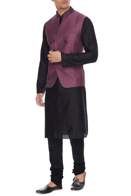 Latest Collection of Nehru Jackets by Vikram Bajaj
