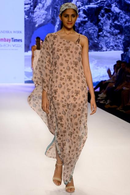 Latest Collection of Kaftans by Mandira Wirk
