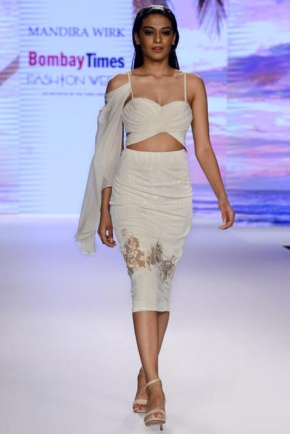 Latest Collection of Skirt Sets by Mandira Wirk