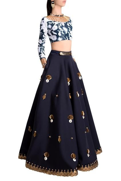 Latest Collection of Tops by Shivan and Narresh
