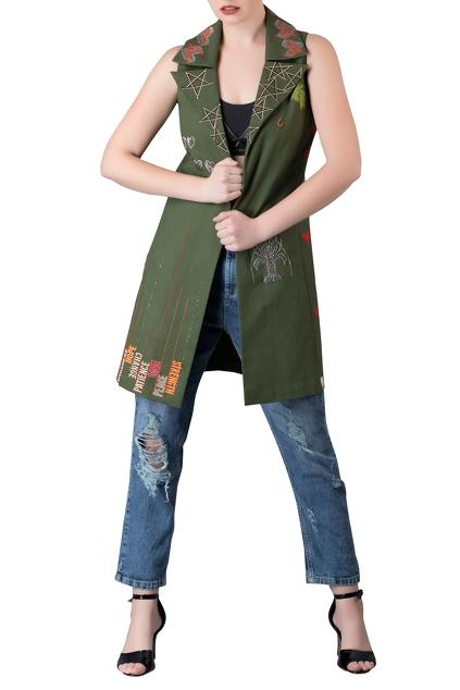 Latest Collection of Jackets by Shahin Mannan