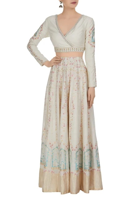 Latest Collection of Lehengas by Ekaya