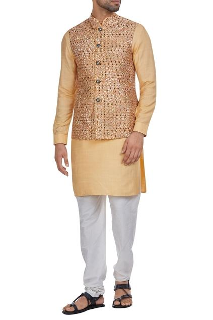 Latest Collection of Nehru Jackets by Philocaly