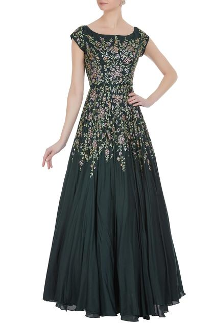 Latest Collection of Gowns by Diya Rajvvir