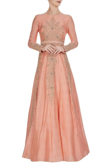 Latest Collection of Gowns by Anupraas by Nishant and Rahul