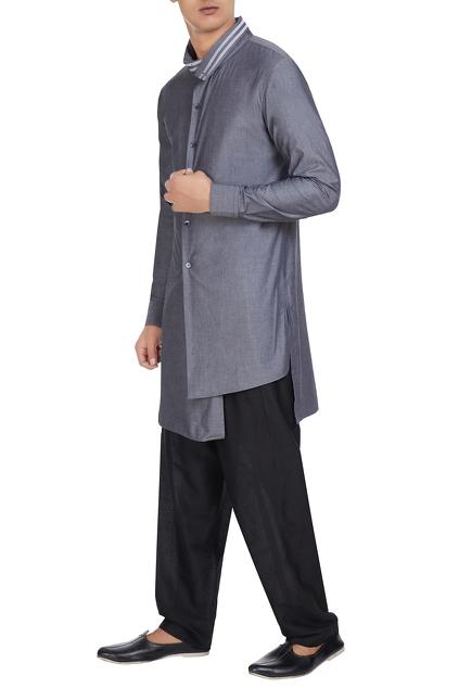 Latest Collection of Kurtas by Dhruv Vaish