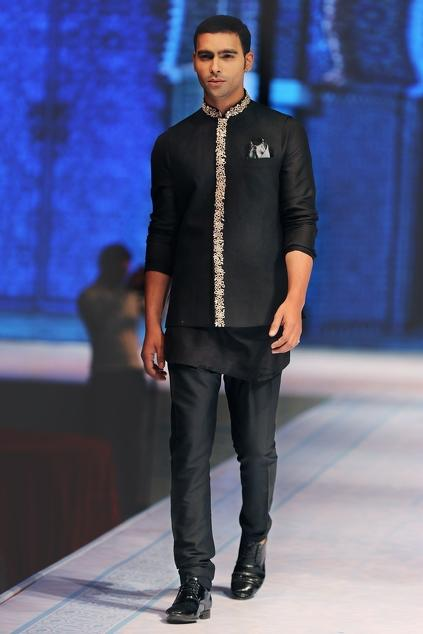 Latest Collection of Nehru Jackets by Vikram Phadnis - Men