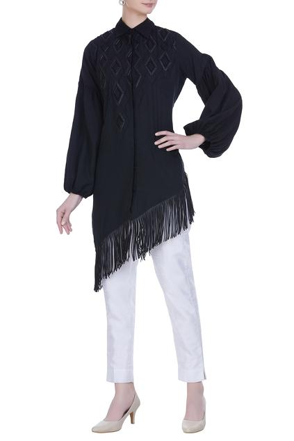 Latest Collection of Tops by Varsha Wadhwa