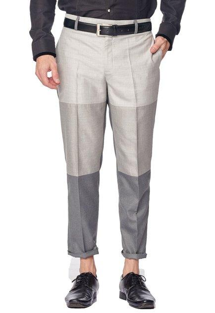 Latest Collection of Trousers by Anuj Bhutani - Men