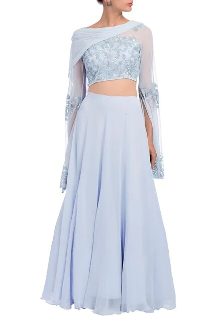 Latest Collection of Lehengas by Malasa