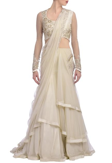 Latest Collection of Lehengas by Gaurav Gupta