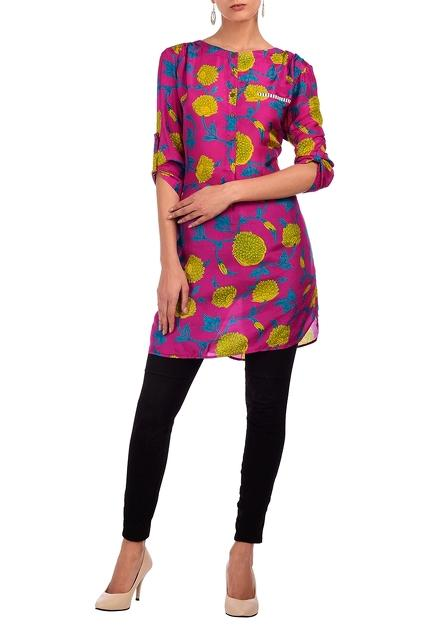 Latest Collection of Tunics & Kurtis by Anupamaa Dayal