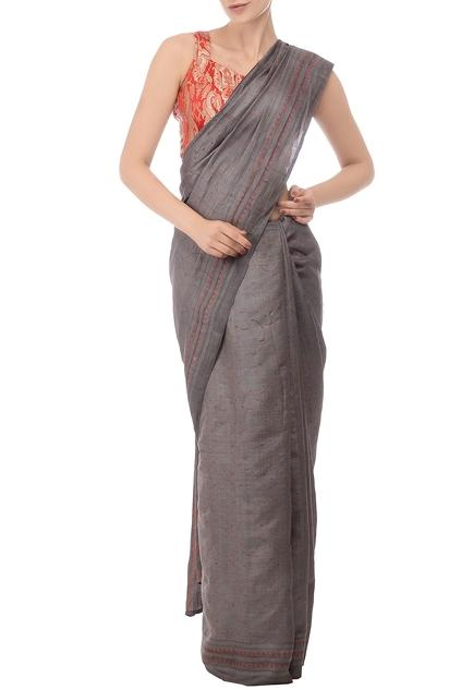 Latest Collection of Saris by Avni Bhuva