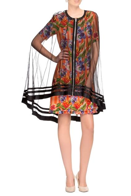 Latest Collection of Capes by Ritika Bharwani