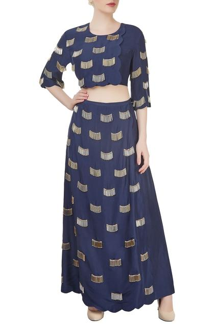Latest Collection of Skirts by Payal Singhal