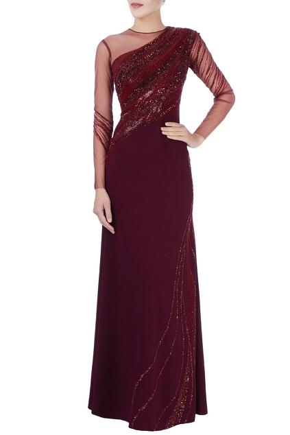 Latest Collection of Gowns by Gavin Miguel