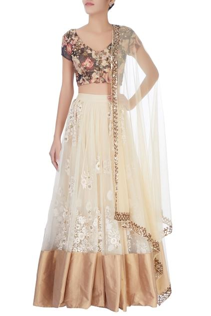 Latest Collection of Lehengas by Astha Narang