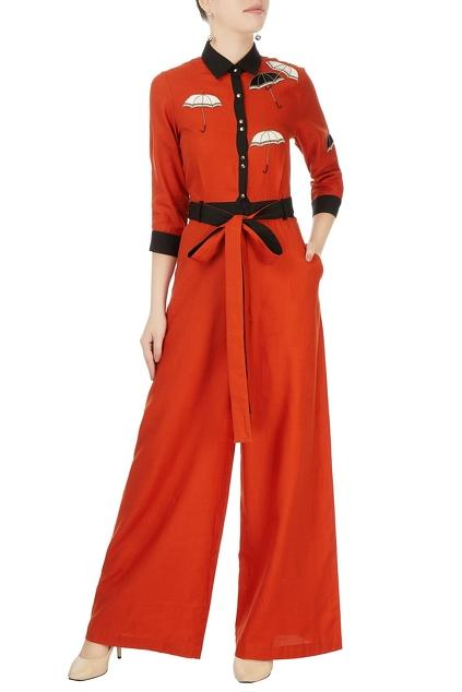 Latest Collection of Jumpsuits by Shahin Mannan