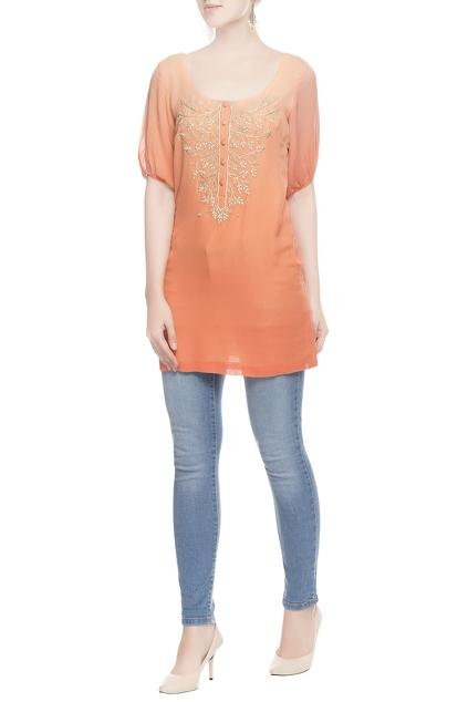 Latest Collection of Tunics & Kurtis by 84 86