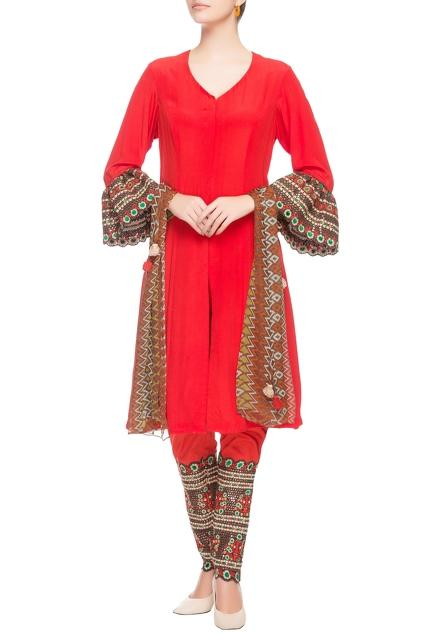 Latest Collection of Kurta Sets by VERB BY Pallavi Singhee