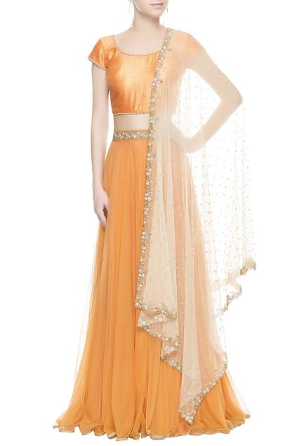 Latest Collection of Lehengas by Deepali Shah