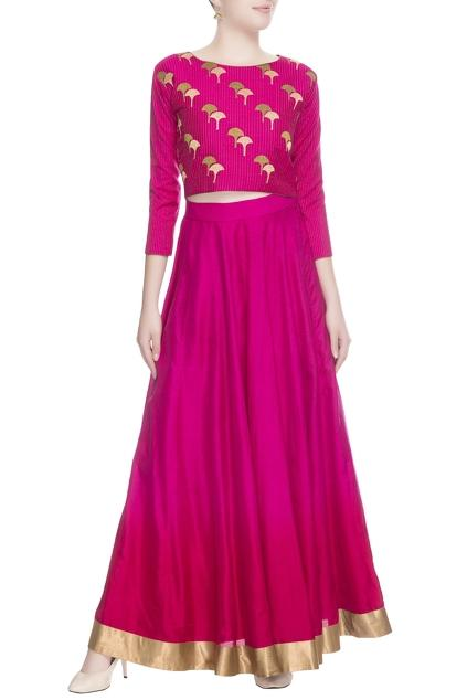 Latest Collection of Skirt Sets by Shruti Sancheti