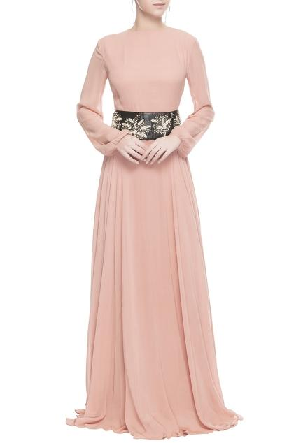 Latest Collection of Gowns by Bhumika Sharma